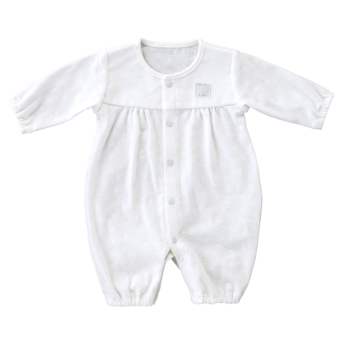 ツーウェイドレス 麻の葉 / 低出生体重児ベビー服