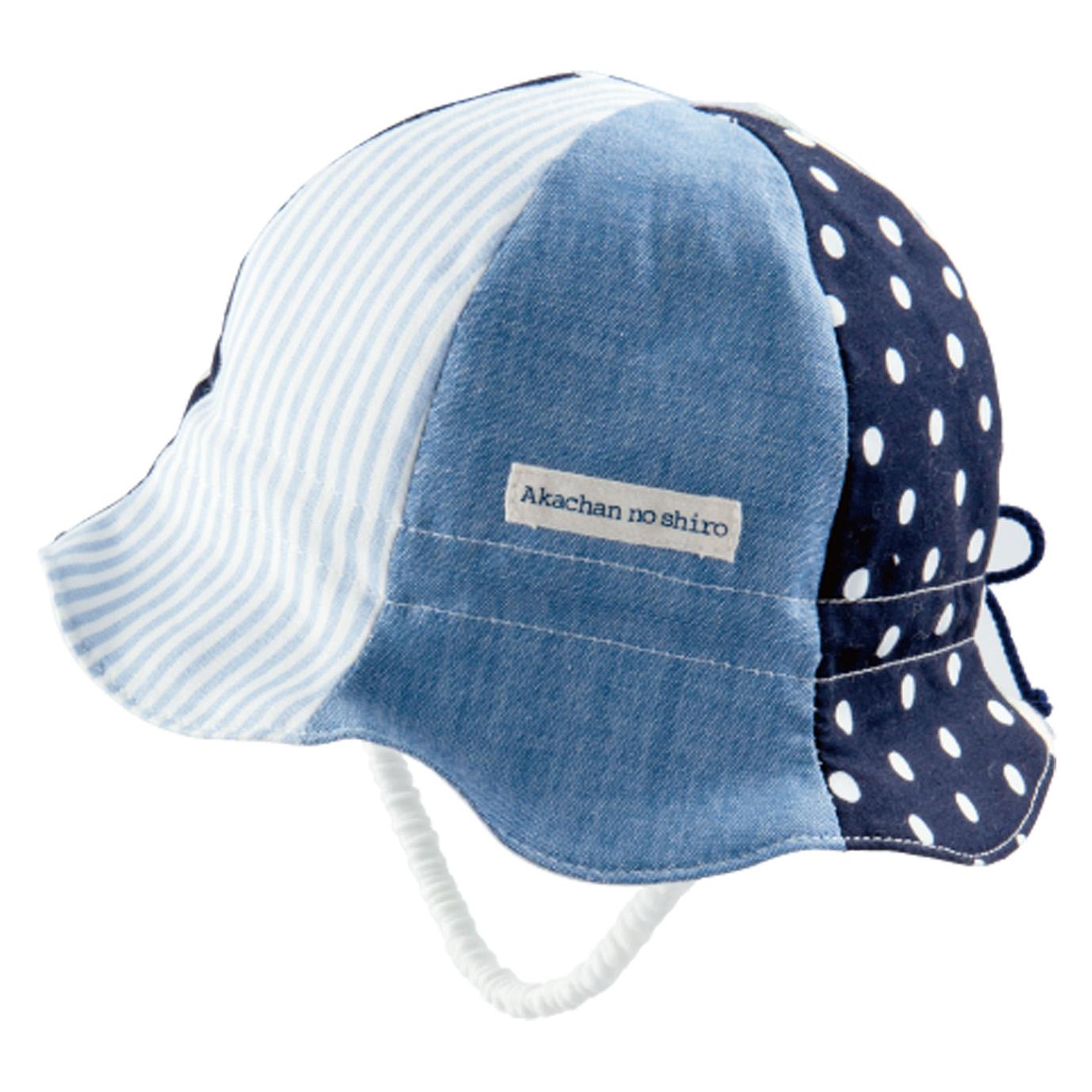 水玉ダンガリー / 帽子