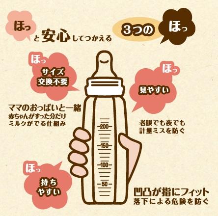 哺乳瓶 / 食器